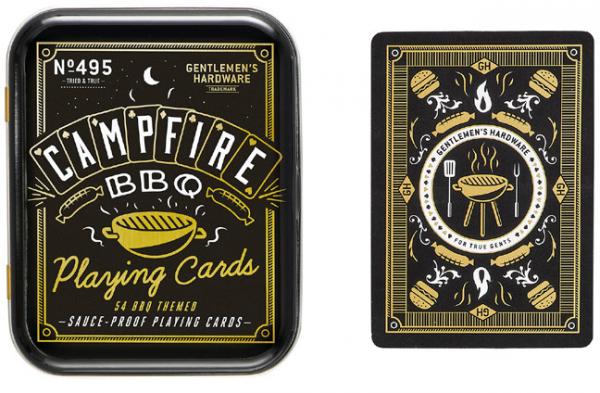 BBQ Spielkarten GEN495