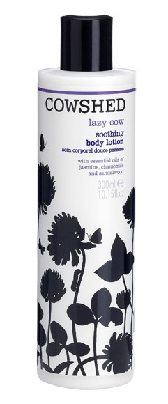 Lazy Cow Soothing Body Lotion, 300 ml