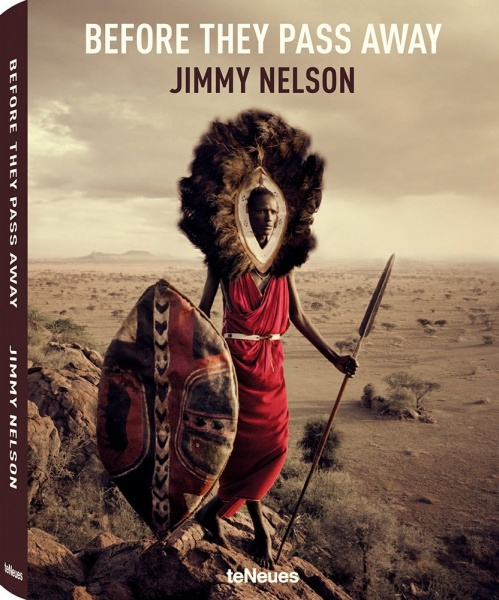 Jimmy Nelson,Before they pass away, small Hardcover