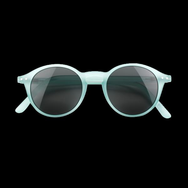 Sonnenbrille #D, jelly green soft