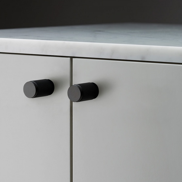 BUSTER + PUNCH - FURNITURE KNOB / BLACK