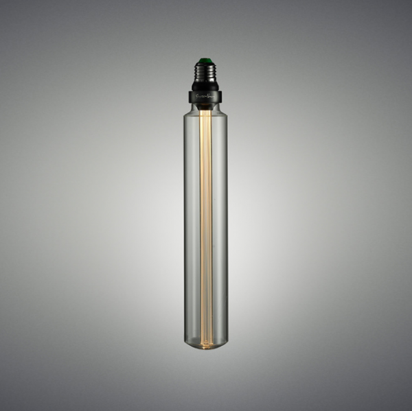 Buster Bulb / Tube / E 27 Dimmable / Crystal