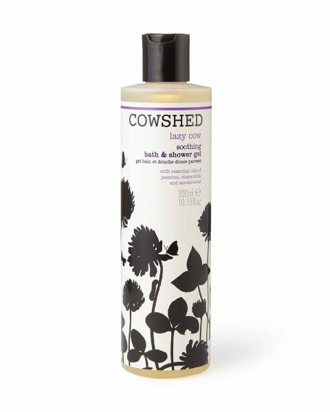 Lazy Cow Soothing Bath & Shower Gel, 300ml